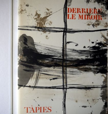 Illustrated Book Tàpies - DLM 168 LUXE EDITION