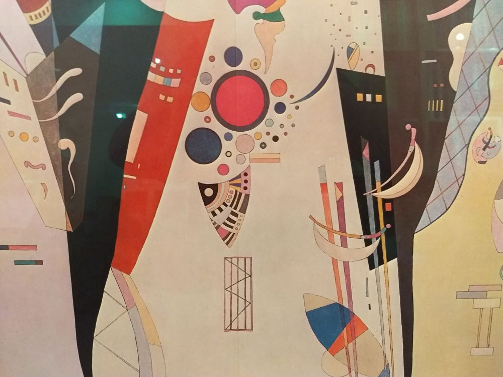 Illustrated Book Kandinsky - DLM 179