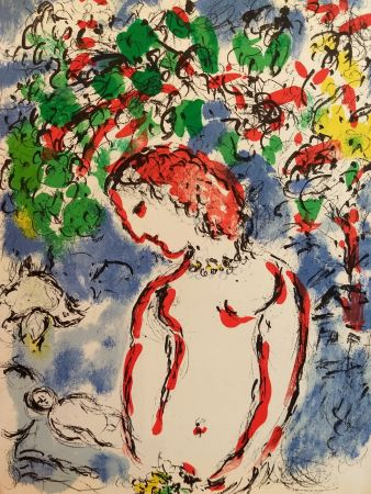 Illustrated Book Chagall - DLM 198