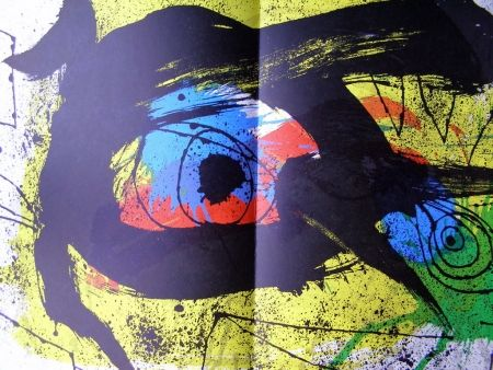 Illustrated Book Miró - DLM 203