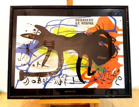 Lithograph Miró - Dlm 203