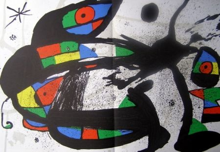 Illustrated Book Miró - DLM 231