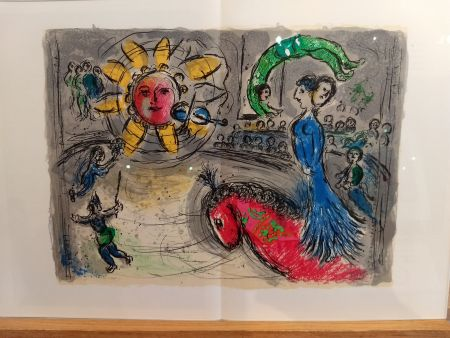 Illustrated Book Chagall - DLM 235