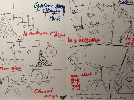 Illustrated Book Calder - DLM 248
