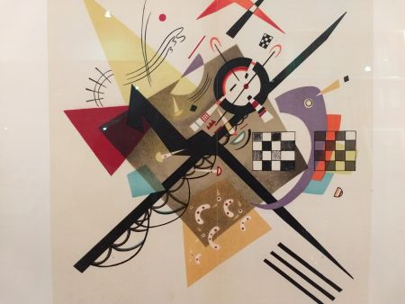 Illustrated Book Kandinsky - DLM 60-61