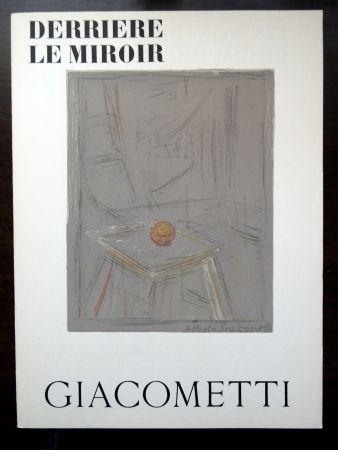 Illustrated Book Giacometti - DLM 65