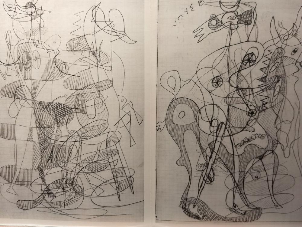 Illustrated Book Braque - DLM 71-72