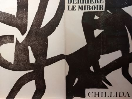 Illustrated Book Chillida - DLM 90-91
