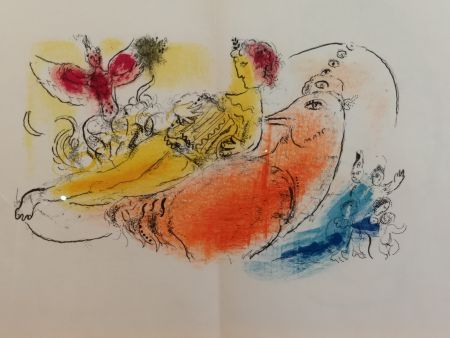 Illustrated Book Chagall - DLM 99 100