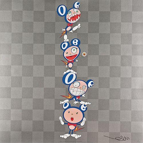 Offset Murakami - DOB Totem Pole