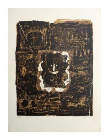 Lithograph Clavé - Don Felipe Bis