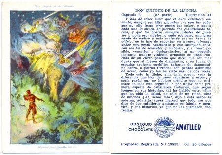 Lithograph Segrelles - Don Quijote