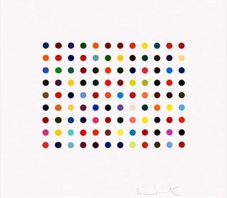 Etching Hirst - Doxylamine