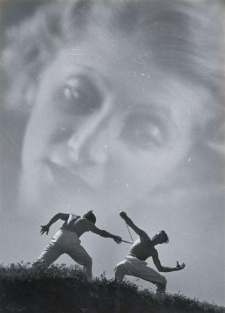 Photography Aszmann - Duel,1935
