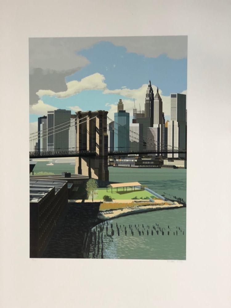 Multiple Estes - East River, New York