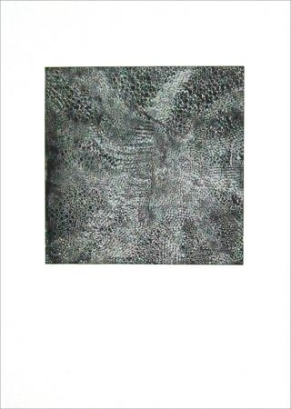 Engraving Parant - Eboulement pour le ciel
