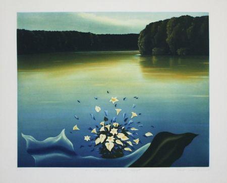 Etching And Aquatint Maibaum - Ein Frühling ist wie ein Herbst