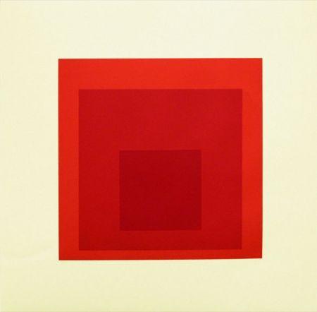 Screenprint Albers - EK IK (1970), Hommage to the Square: Editions Keller