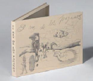 Illustrated Book Castillo - El rey de los paganos