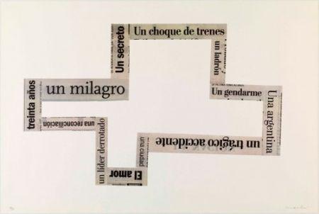 Lithograph Macchi - El secreto