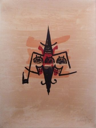Lithograph Lam -