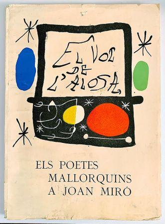 Illustrated Book Miró - El vol de l Alosa. Els poetes mallorquins a Joan Miró (1973)