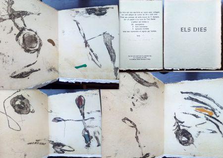Engraving Riera I Arago - Els dies (Livre d'artiste)