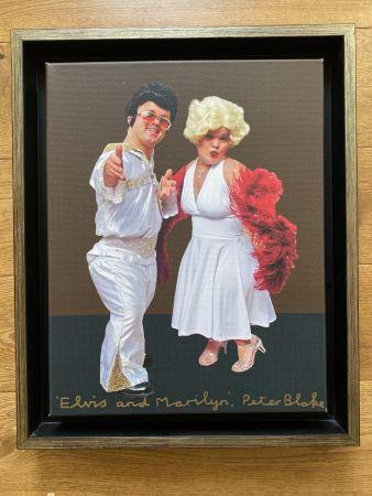 No Technical Blake - Elvis & Marilyn
