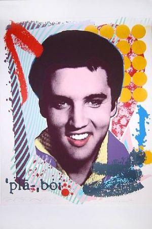 Screenprint Duardo - Elvis Palyboi