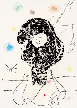 Etching Miró - Emehpylop