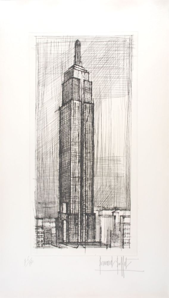 Drypoint Buffet - EMPIRE STATE BUILDING