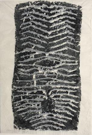 Engraving Ubac - Empreinte d'Ardoise II