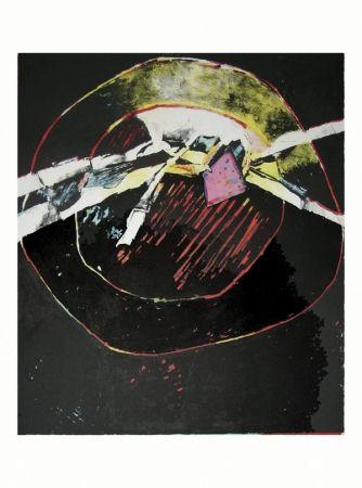 Lithograph Balas - En marge du goût de J. A. Brillat-Savarin II