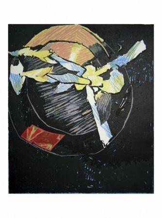 Lithograph Balas - En marge du goût de J. A. Brillat-Savarin III