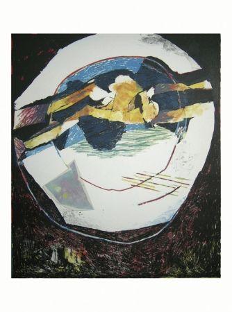 Lithograph Balas - En marge du goût de J. A. Brillat-Savarin IV