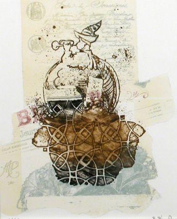Engraving Botti  - En Puisaye