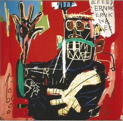 Screenprint Basquiat - Ernok