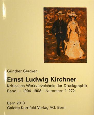 Illustrated Book Kirchner - Ernst Ludwig Kirchner. Kritisches Werkverzeichnis der Druckgraphik. Band I / Band II.