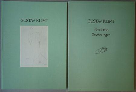Illustrated Book Klimt - Erotische Zeichnungen. Drawings Against Morality
