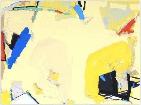 Screenprint Capa - Espacio Amarillo