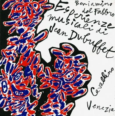 Illustrated Book Dubuffet - Esperienze musicali di Jean Dubuffet