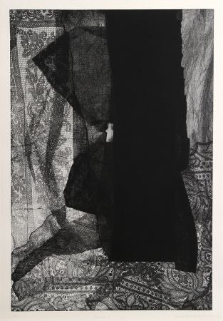 Etching Nevelson - Essences 6