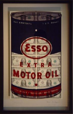 No Technical Gagnon - Esso Oil Can