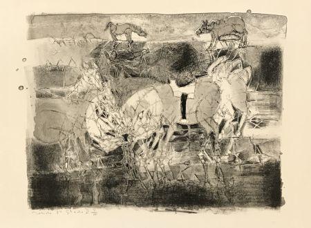 Lithograph Toledo - Estado II