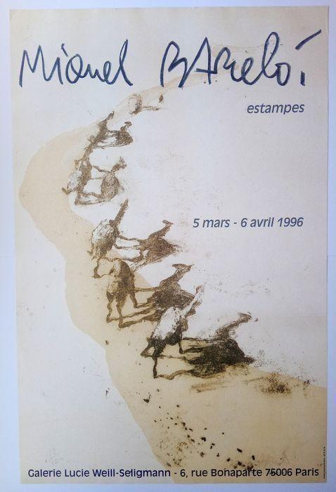 Poster Barcelo - Estampes