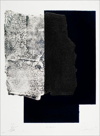 Screenprint Canogar - Estrato