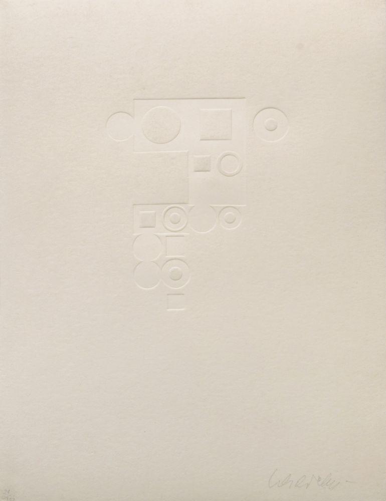 Relief Vasarely - Euklides