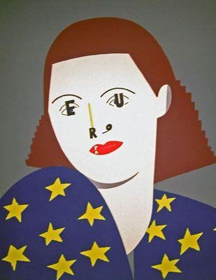 Lithograph Arroyo - EUROPA