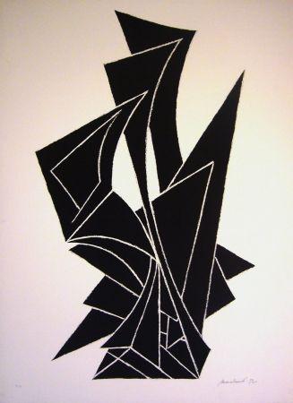 Lithograph Marti - Expo 92