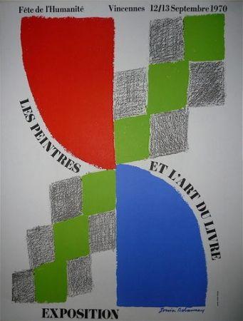 Poster Delaunay - Fête de l'humanité